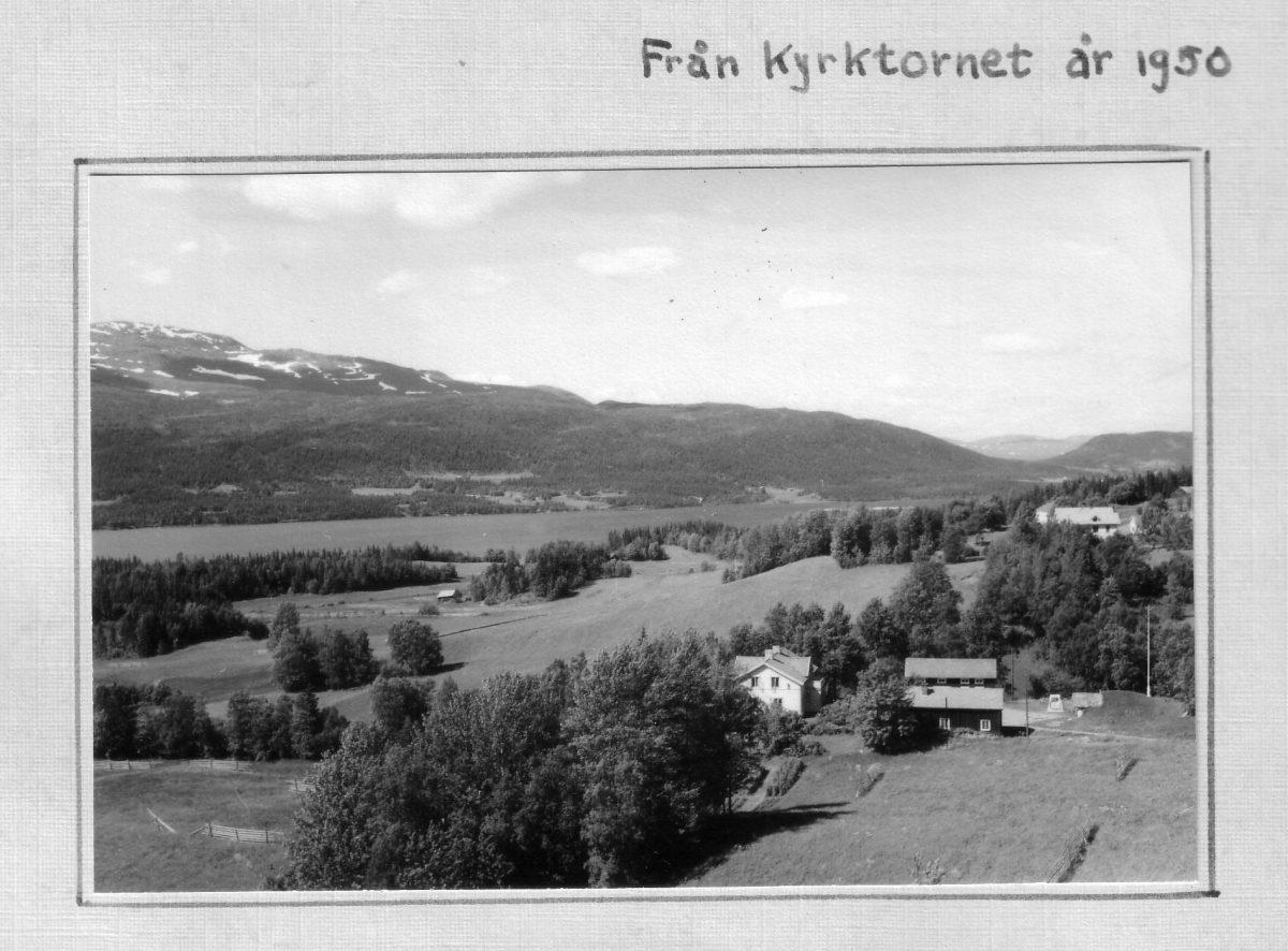 S.44 Från kyrktornet 1950 Bild 2