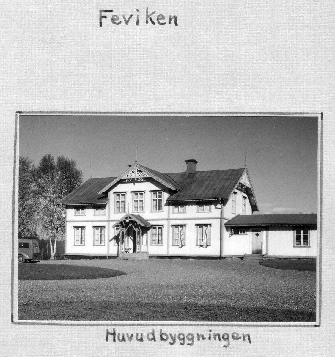 S.55 Huvudbyggningen Feviken