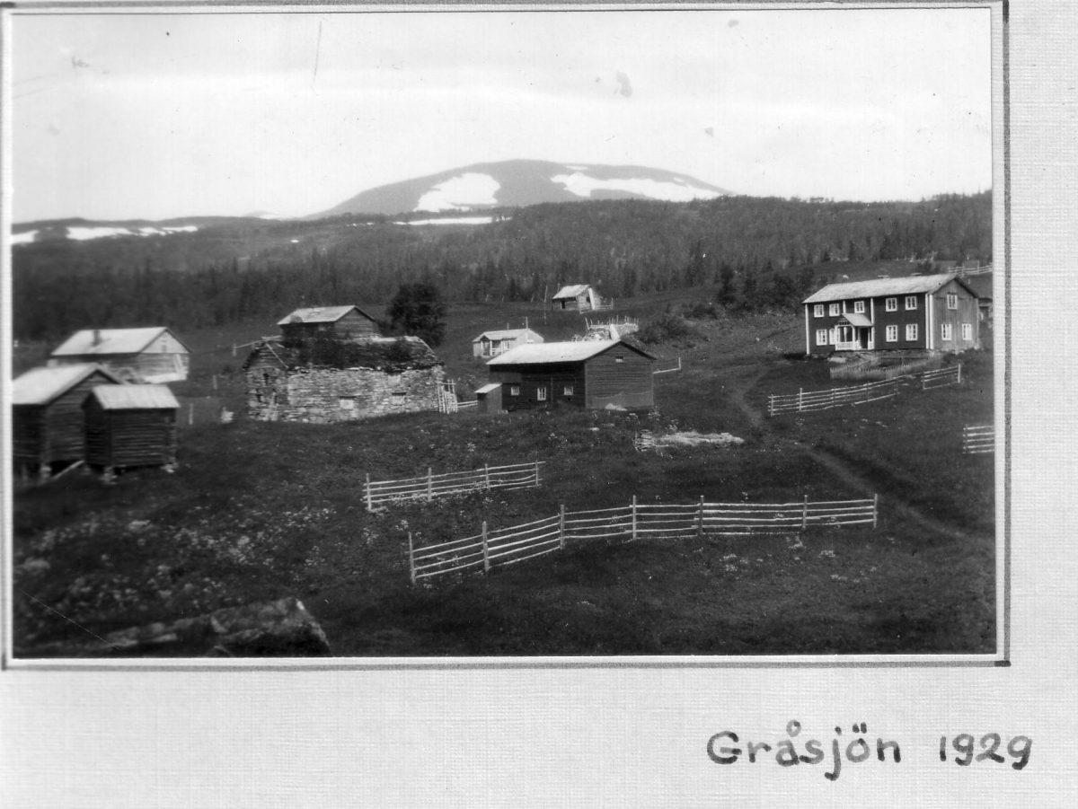S.65 Gråsjön 1929 Bild 1