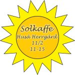 Solkaffe Huså 11 februari